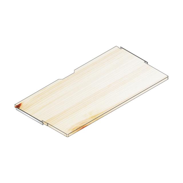 デスク棚板100x50/30