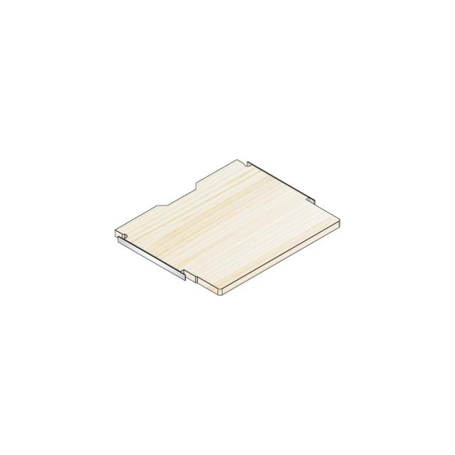 デスク棚板50x40/30