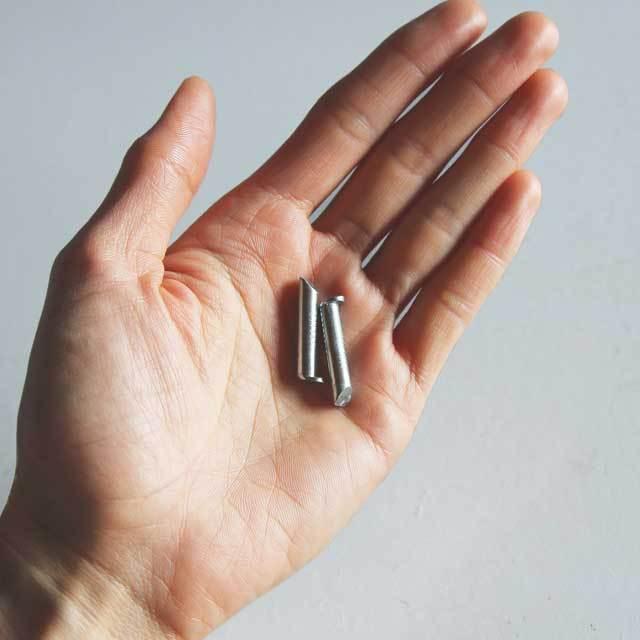 棚受けピン23mm(2本入り)