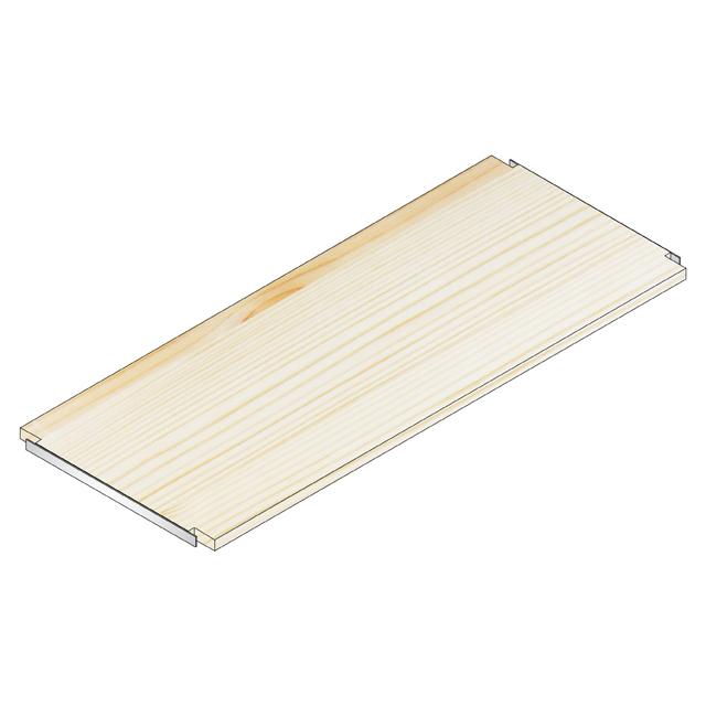 基本棚板100x40
