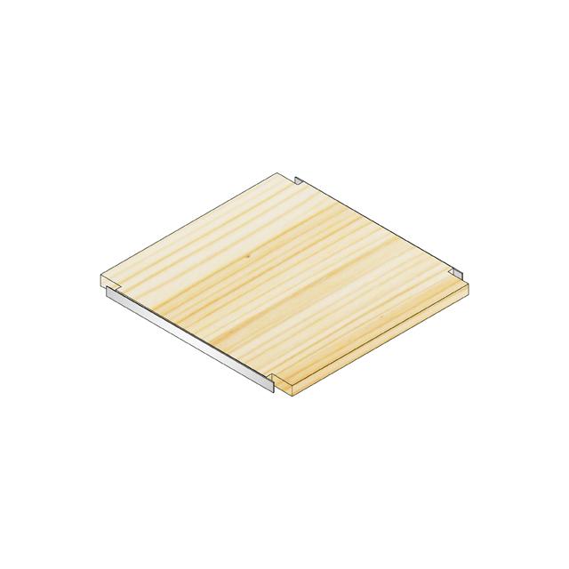 基本棚板40x40
