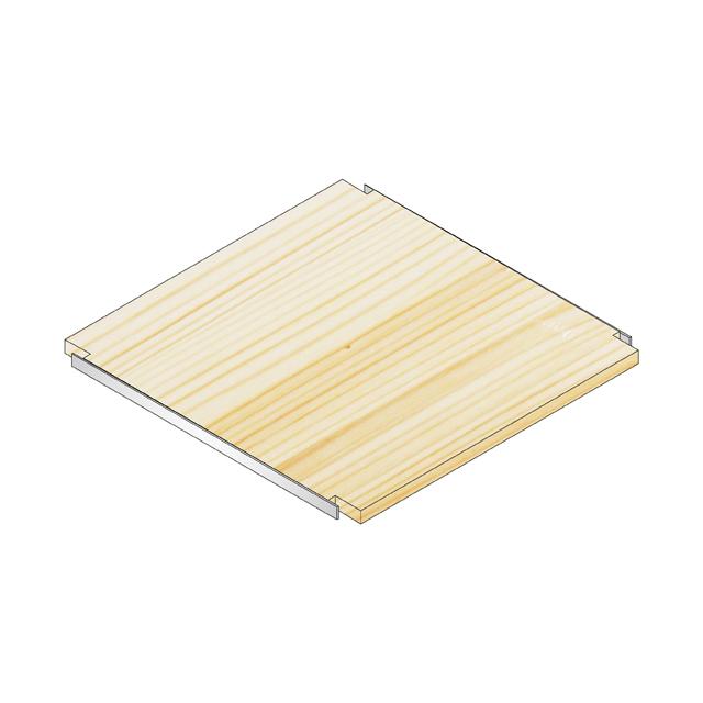 基本棚板50x50