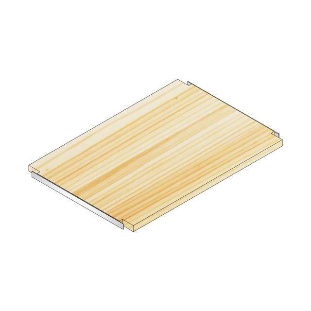 基本棚板60x40