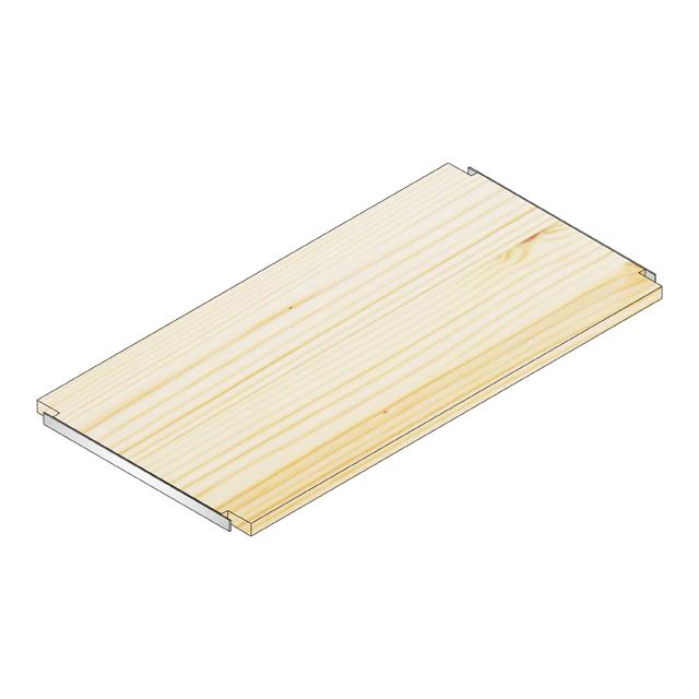 基本棚板80x40