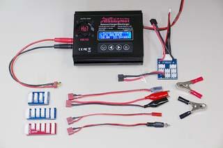 DC Li-Po対応 マルチ充電器 200W
