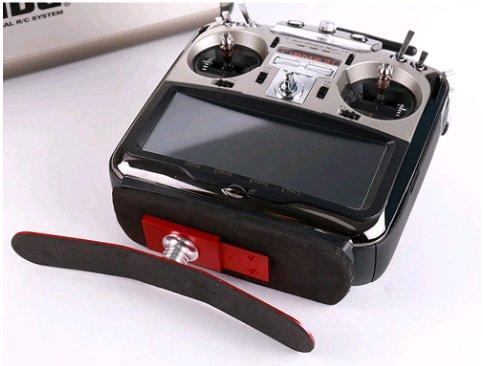送信機用パッド(CNC 黒色)