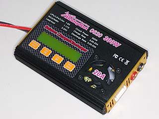 ホビーネット 300W マルチ充電器 0620 Li-Po