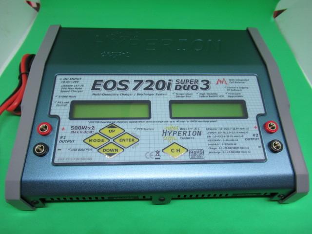 ハイペリオン HP EOS720i SUPER DUO3(Li-HV 対応)