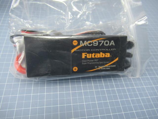 双葉 MC970A ブラシレスモーター用ESC(アンプ)