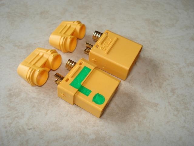 XT90-S アンチスパークコネクター 1組
