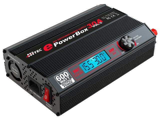 安定化電源 ハイテック e Power Box 30A VOL2