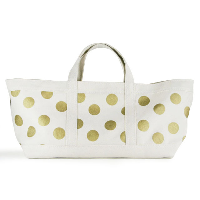 Tote ドット(Gold) 小