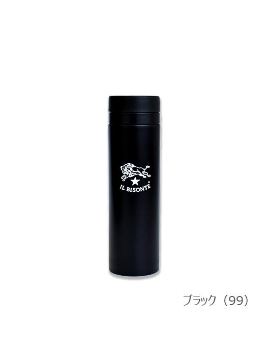イルビゾンテ【ステンレスボトル】ブラック