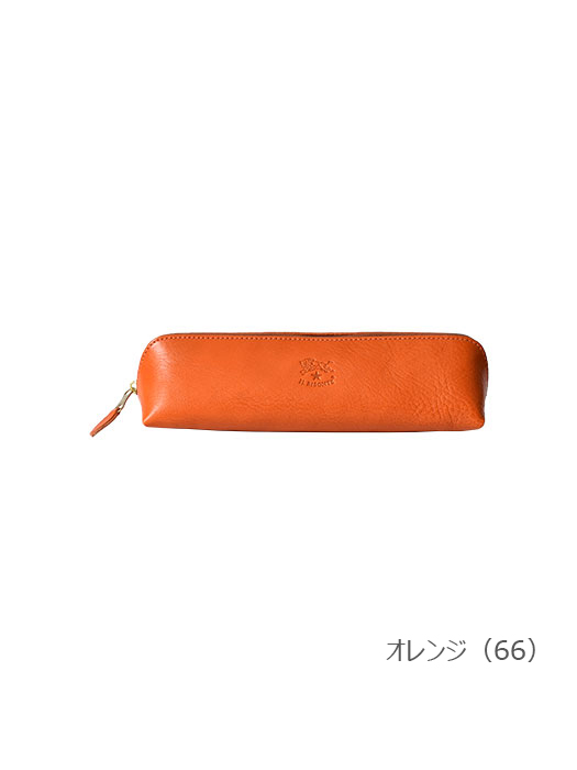 イルビゾンテ【ペンケース 5452305190】オレンジ