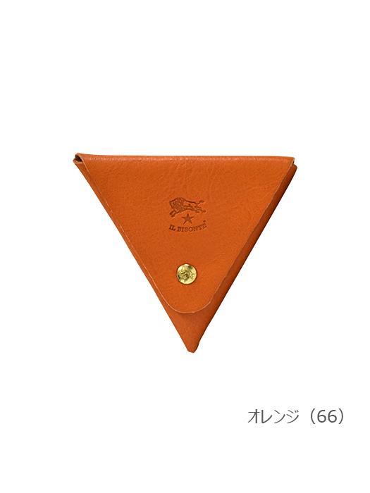 IL BISONTE イルビゾンテ【5402305141 コインケース】オレンジ