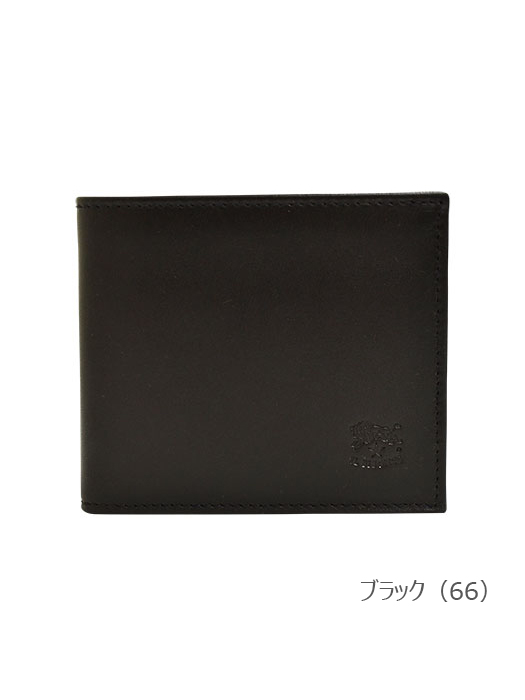 IL BISONTE イルビゾンテ【54192311440 折財布】 ブラック