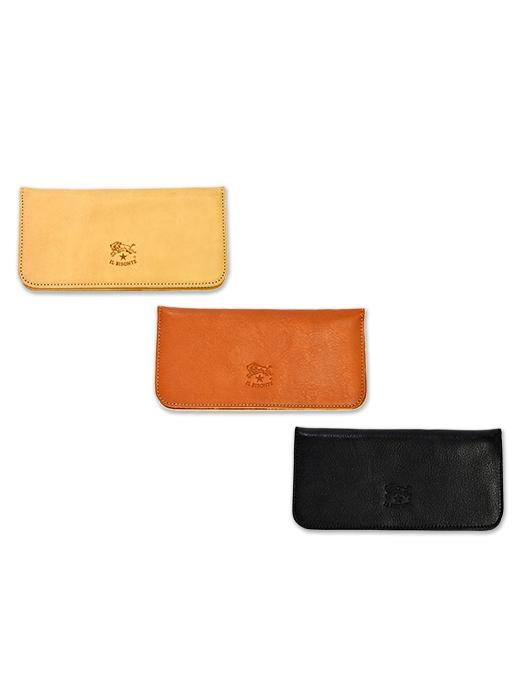 イルビゾンテ【長財布】丸みのあるデザインで、女性にもおすすめ