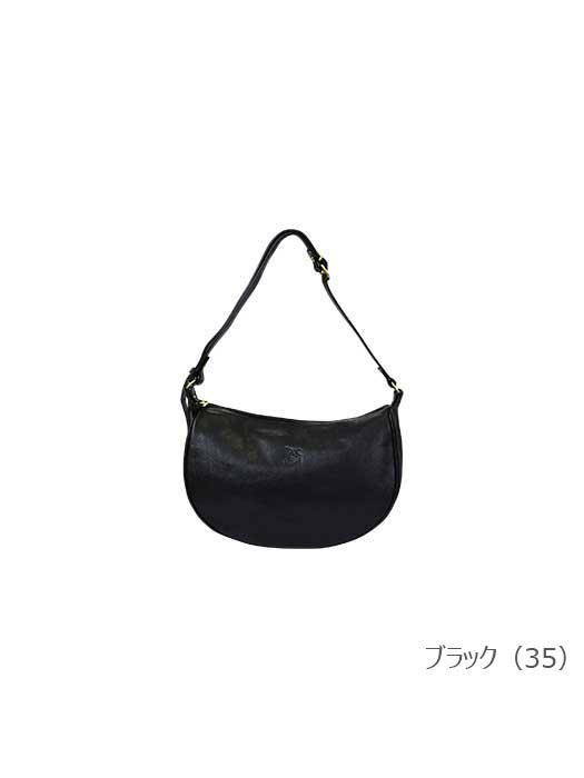 イルビゾンテ【ショルダーバッグ】ブラック