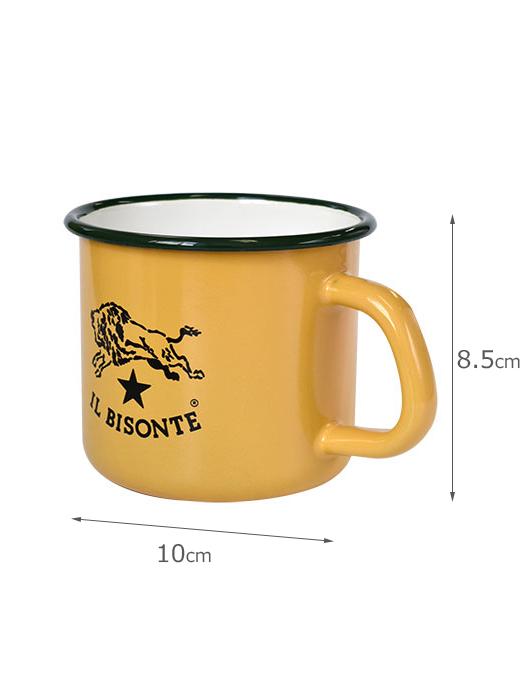 IL BISONTE イルビゾンテ【マグカップ 5452404298】サイズ