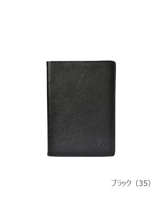 IL BISONTE イルビゾンテ【54152309192 手帳】ブラック
