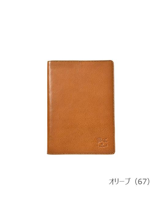 IL BISONTE イルビゾンテ【54152309192 手帳】オリーブ