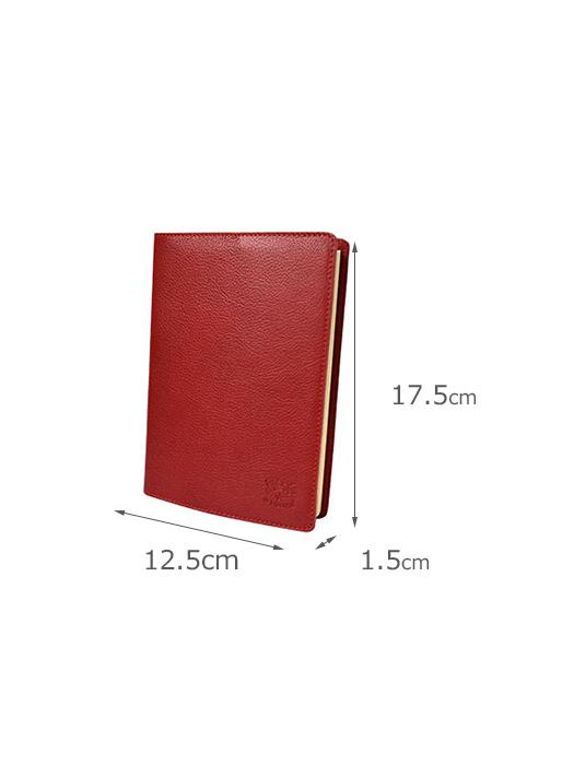 IL BISONTE イルビゾンテ【54152309192 手帳】サイズ