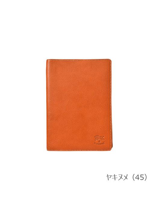 IL BISONTE イルビゾンテ【54152309192 手帳】ヤキヌメ
