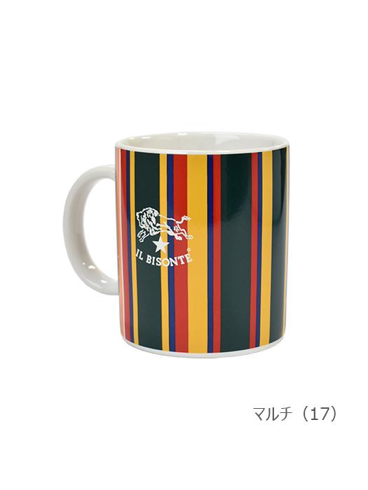 IL BISONTE イルビゾンテ【5432404198 マグカップ】マルチ