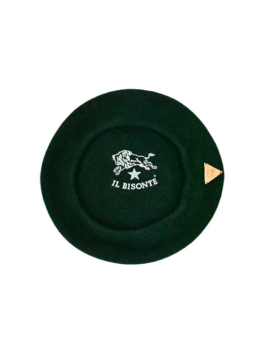 IL BISONTE イルビゾンテ 【 54182309283 ベレー帽 】