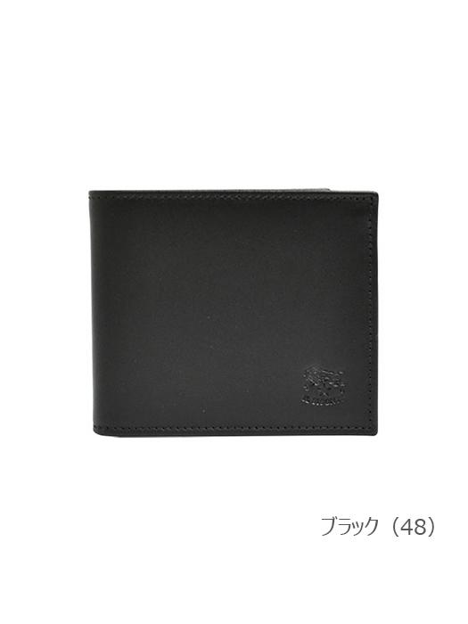 IL BISONTE イルビゾンテ 【54152311540 折財布】 ブラック