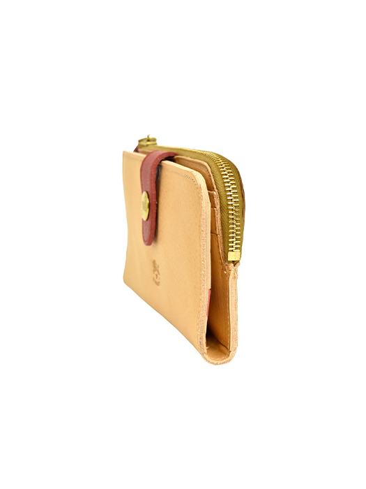 IL BISONTE イルビゾンテ 【 54182309391 折財布 】 側面