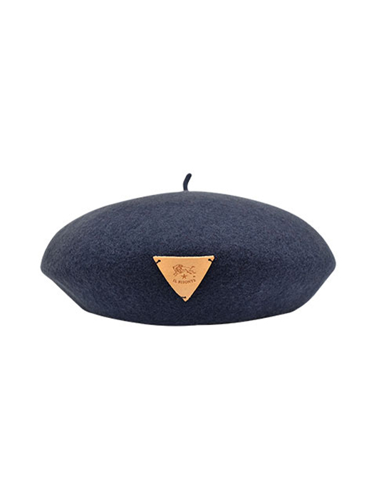 IL BISONTE イルビゾンテ【54192309283 ベレー帽】