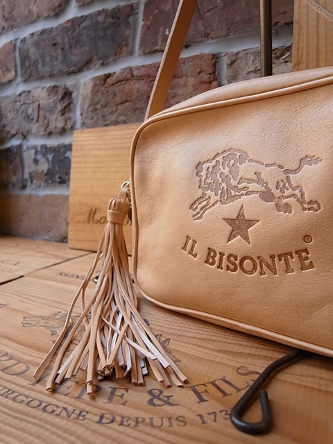 IL BISONTE イルビゾンテ ショルダーバッグ 54162305311 通販 正規取扱い 新潟