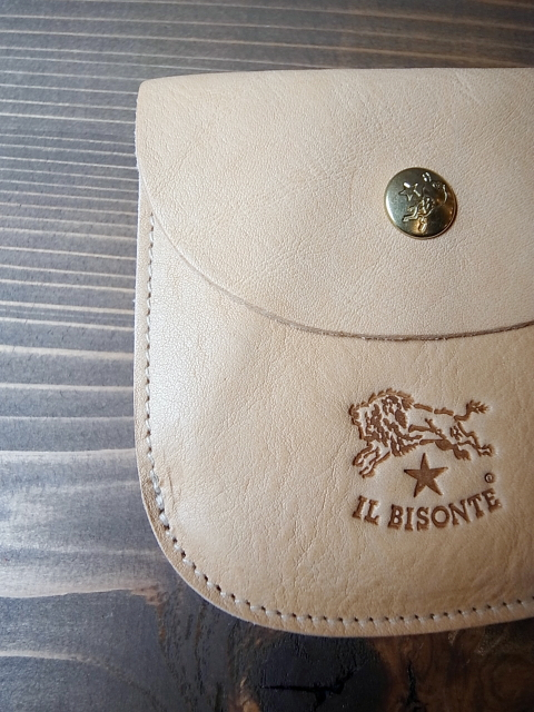 IL BISONTE イルビゾンテ 財布 通販