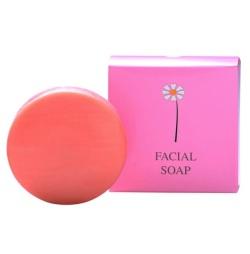 普通肌・脂性肌には淡いピンク色の『iL cosme ソープ』 80g