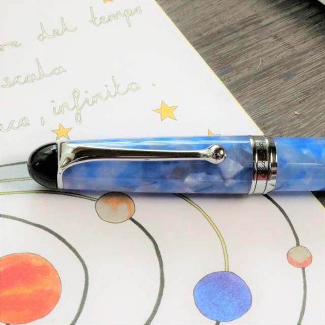 アウロラ 限定生産品 88 プルトーネ(冥王星) 万年筆