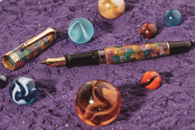 アウロラ  限定生産品 88 ジュピター(木星) 万年筆
