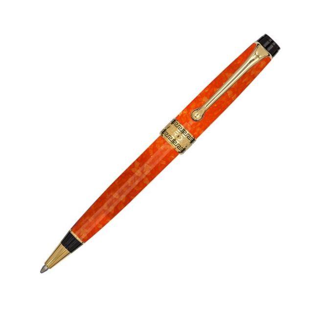 アウロラ オプティマ オレンジ ボールペン