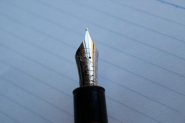 モンブラン ホメロス 万年筆