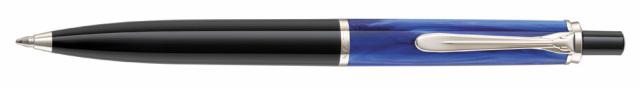 ペリカンK205・ブルーマーブル・ボールペン
