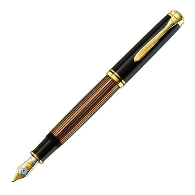 ペリカン 特別生産品 M800 ブラウンブラック 万年筆