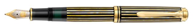 ペリカンM800ロイヤルゴールド