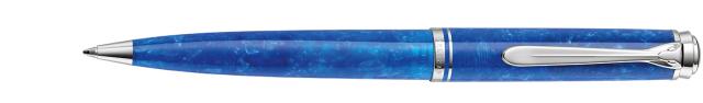 限定生産品 ペリカン ボールペン K805 ヴァイブラントブルー Pelikan K805 Vibrant Blue Special Edition Ballpoint Pen