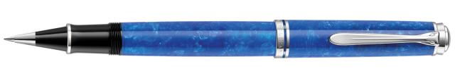 限定生産品 ペリカン ローラーボール R805 ヴァイブラントブルー Pelikan Souveran R805 Vibrant Blue Rollerball Special Edition