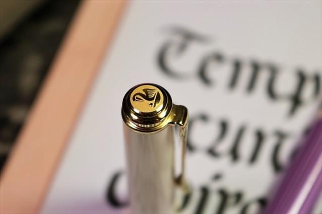 ペリカン M605 バイオレットホワイト 万年筆
