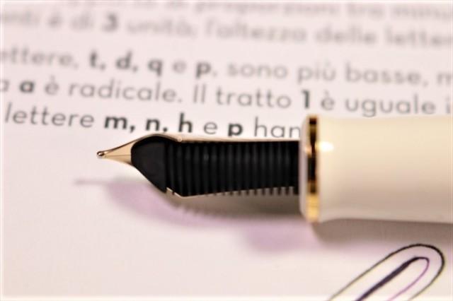 ペリカン M602 バイオレットホワイト 万年筆