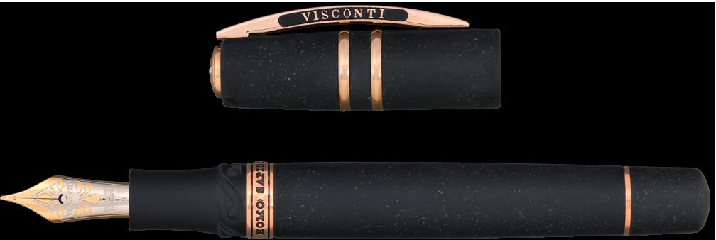 ビスコンティ ホモサピエンス オーバーサイズ ブロンズ 万年筆 EF/F/M/B/BB/STUB Visconti Homo Sapiens Bronze  Fountain Pen