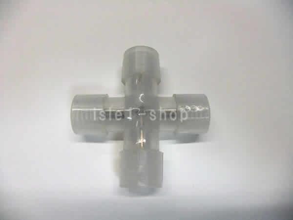 LEDチューブライト専用 十字コネクタ