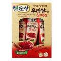 韓国伝統の調味味噌★チューブタイプなので旅行やお弁当などに最適★スンチャン チューブコチュジャン(60g×3)