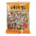 焦げた香ばしい香りの飴★おごげ味のキャンティ/韓国食品・ヌルンジ味の飴/900g